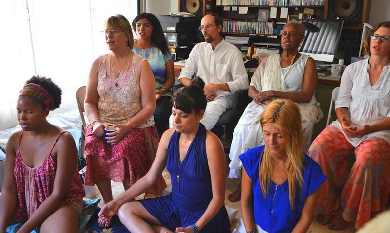 Brentwood, Los Angeles meditation group