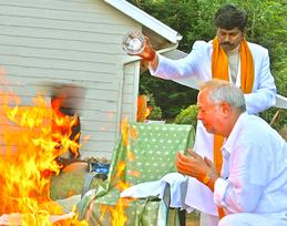 Special Healing Fire Ceremonies (Homas/Pujas) 3