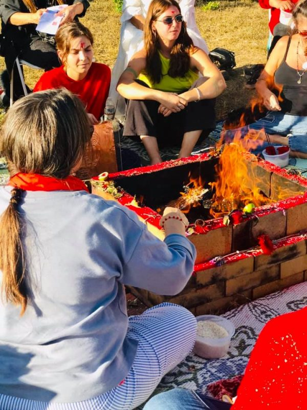 Comnutiy Healing ritual