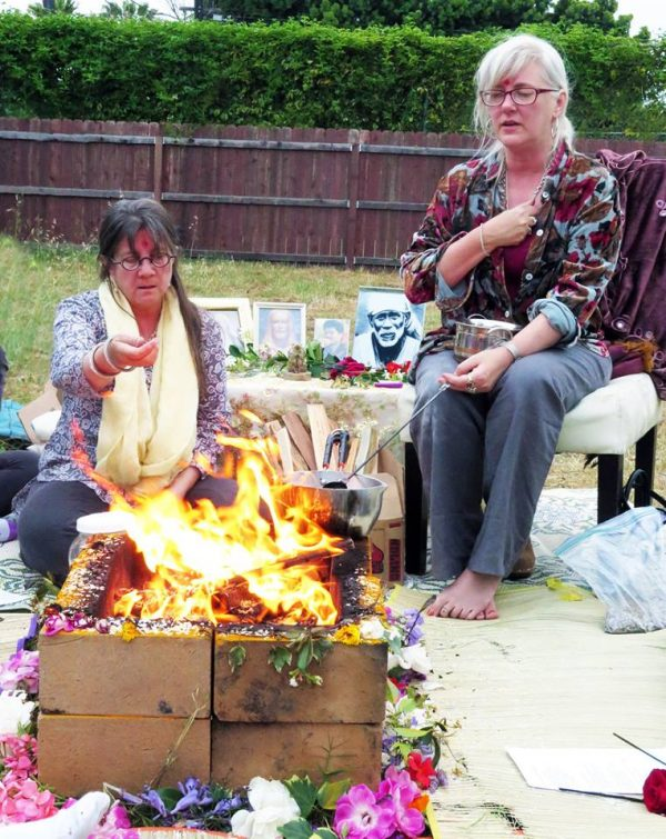 Special Healing Fire Ceremonies (Homas/Pujas) 4