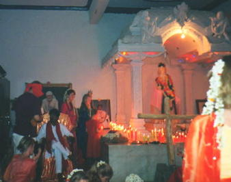 6/19 to 7/5/20 Guru Purnima Process 2020 - Merging In Christ's Love & Healing 17