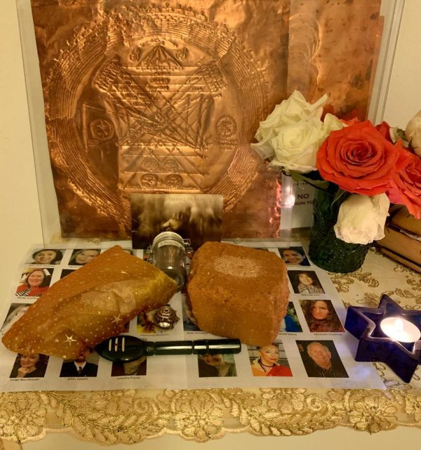 6/19 to 7/5/20 Guru Purnima Process 2020 - Merging In Christ's Love & Healing 9