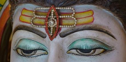 Shiva 2rd Eye Brahma Consciousness