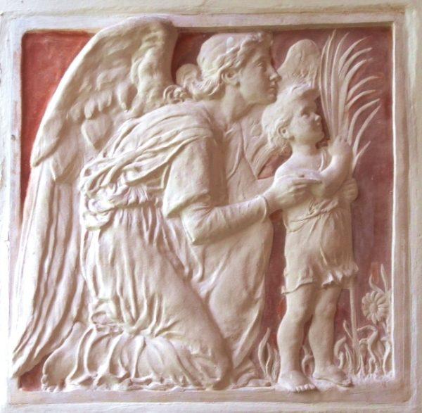 Angel white miracle healing spiritual