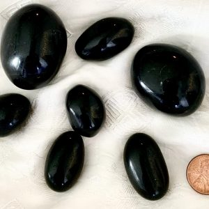 Shiva Lingams rare black stone for purchase