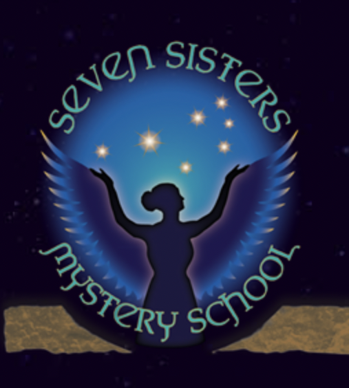 7 Sisters Mystery school logo