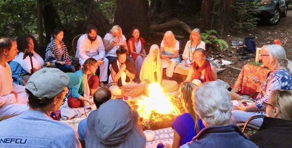 Guru Purnima 2021 Celebration/Retreat San Diego 7/24/21 4