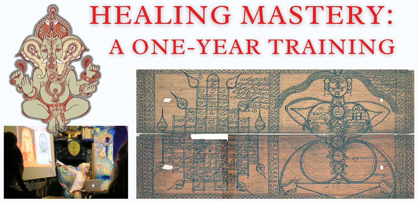 Healing Mastery course in Los Angeles