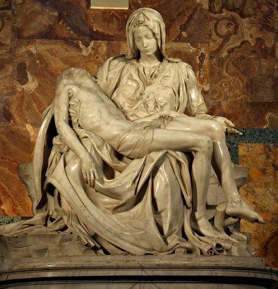 soul mates jesus mary pieta