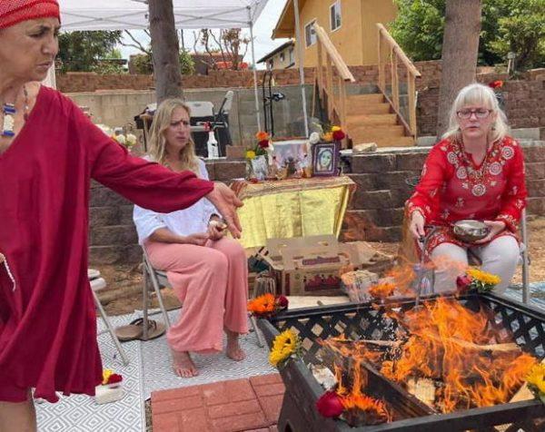 Dassara/Vijaya Dashami 2021 A Mother Divine Celebration/Retreat 4
