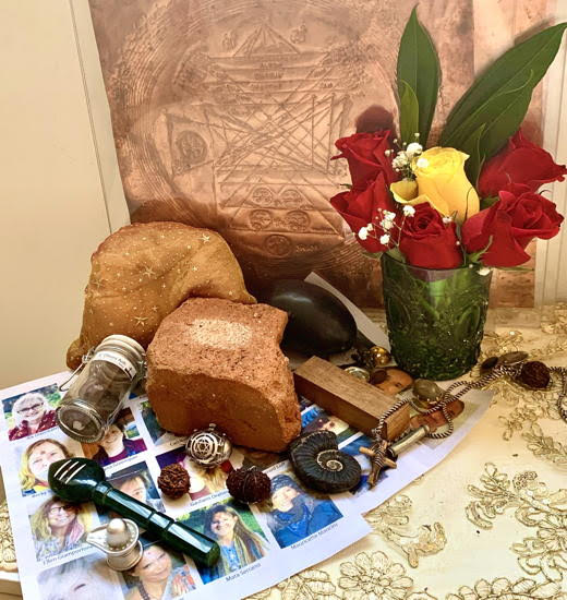 Navarathri 2021 - 9-Day Group Meditation Process 1